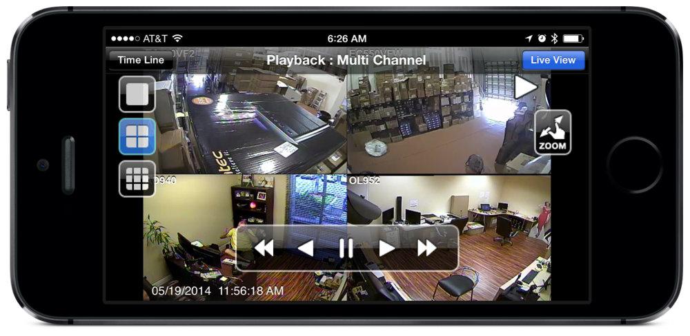 Celular espião para monitoramento 24 horas