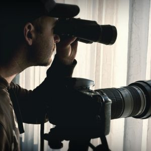 Filmagens e relatórios completos